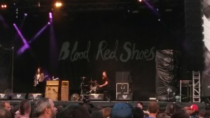 SLEAZE.Pure&Crafted.Postbahnhof.BloodRedShoes