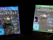 SLEAZE + Injustice 2