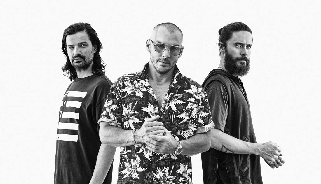 SLEAZE + Thirty Seconds to Mars