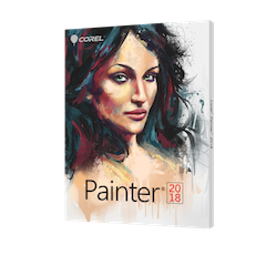 SLEAZE + Corel Painter