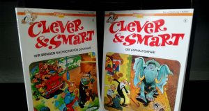 SLEAZE + Clever & Smart