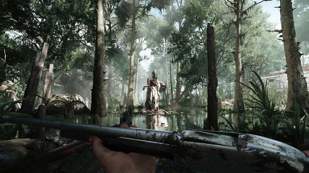 SLEAZE + Hunt: Showdown