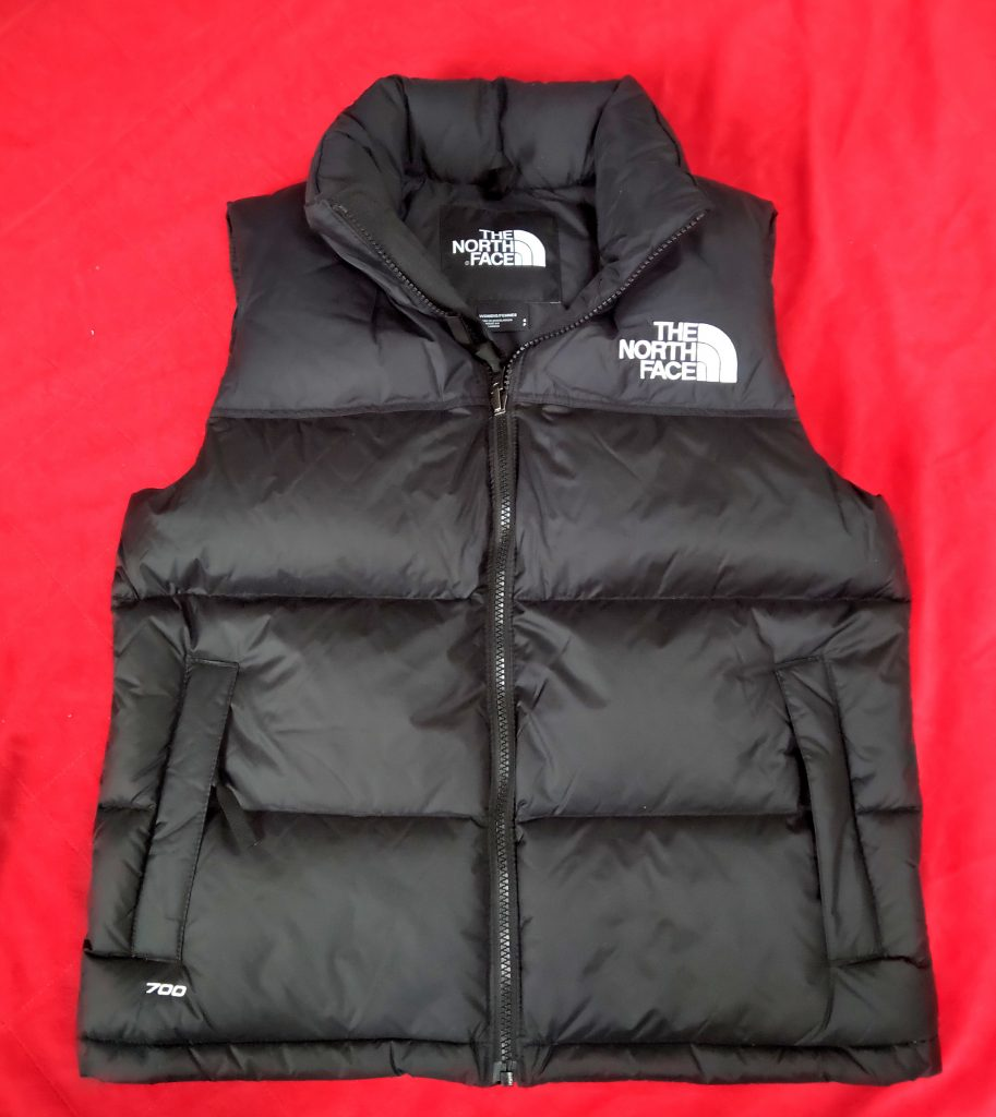 SLEAZE + The North Face Weste