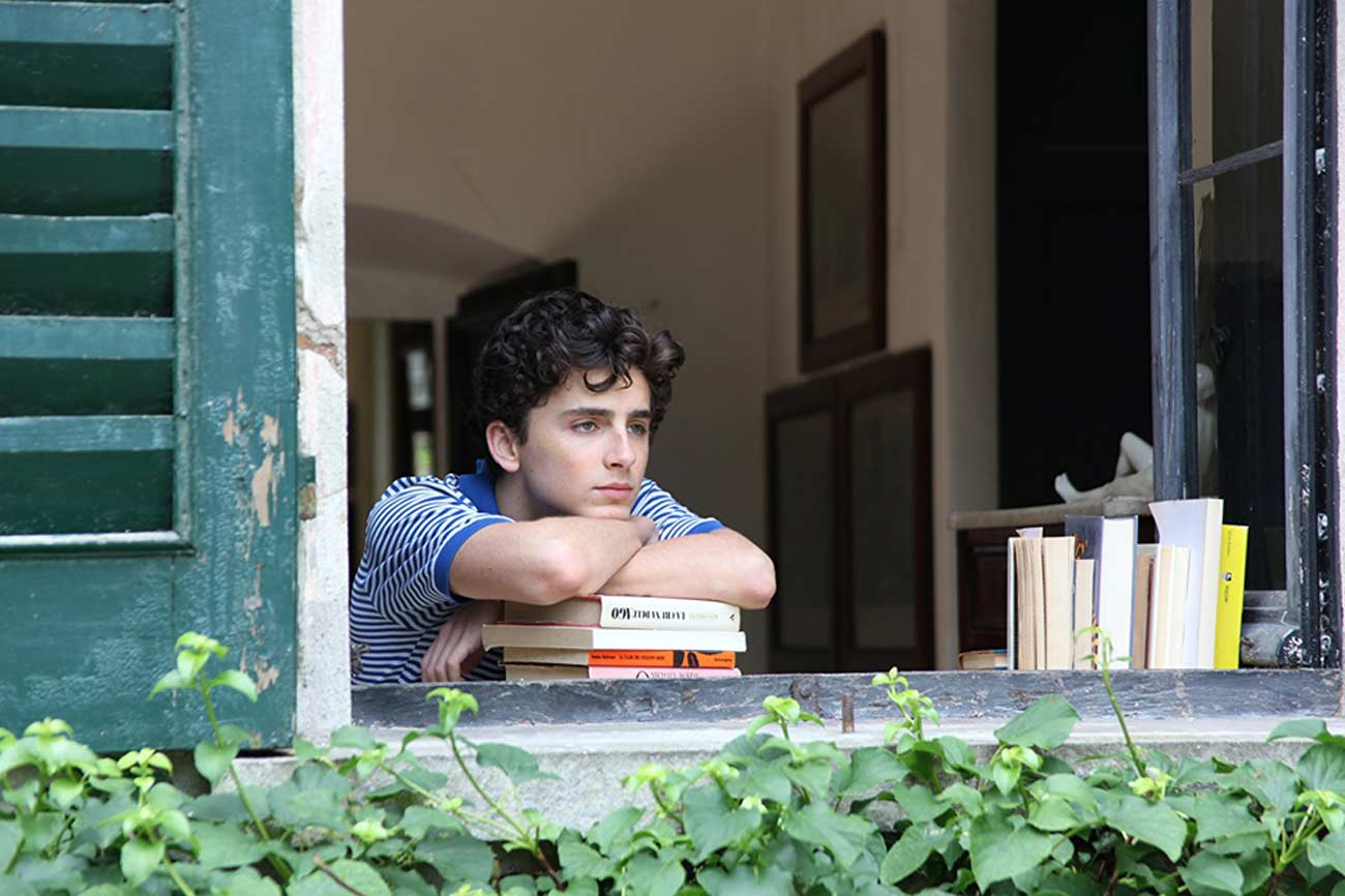 SLEAZE + Call Me by Your Name